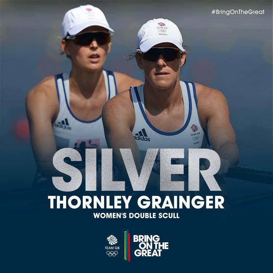 KG VT Team GB Silver